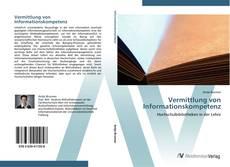 Buchcover von Vermittlung von Informationskompetenz