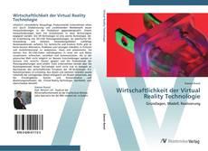 Copertina di Wirtschaftlichkeit der Virtual Reality Technologie