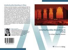 Borítókép a  Interkulturelles Branding in China - hoz
