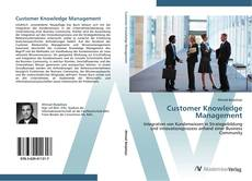Обложка Customer Knowledge Management