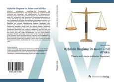 Bookcover of Hybride Regime in Asien und Afrika