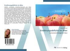 Buchcover von Ernährungsdefizite im Alter