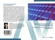 Buchcover von Innovationsdynamik bei Standardsoftware