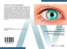 Capa do livro de Visuelle Vorstellungsfähigkeit