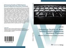 Обложка Enhancing Quality of Web-Service-Based Cooperative Business Processes