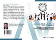 Borítókép a  Zeitarbeit in Deutschland und Frankreich - hoz