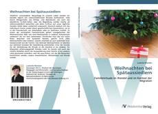 Buchcover von Weihnachten bei Spätaussiedlern