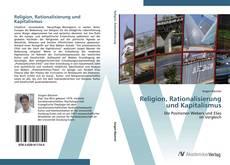 Buchcover von Religion, Rationalisierung und Kapitalismus