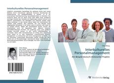 Couverture de Interkulturelles Personalmanagement
