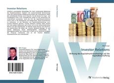 Bookcover of Investor Relations