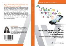 Buchcover von Apps - Vermarktungsstrategien für eine erfolgreiche Positionierung