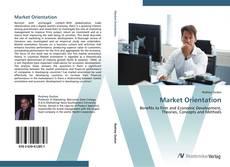 Portada del libro de Market Orientation