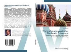 Buchcover von Wahrnehmung westlicher Marken in Osteuropa
