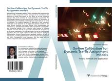 Capa do livro de On-line Calibration for Dynamic Traffic Assignment models
