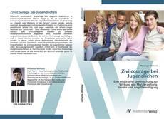 Bookcover of Zivilcourage bei Jugendlichen