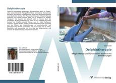 Bookcover of Delphintherapie