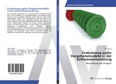 Обложка Evaluierung agiler Vorgehensmodelle in der Softwareentwicklung