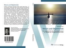 Bookcover of Moral und Objektivität
