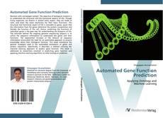 Buchcover von Automated Gene Function Prediction