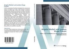Angela Merkel und andere kluge Frauen kitap kapağı