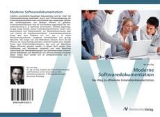 Обложка Moderne Softwaredokumentation