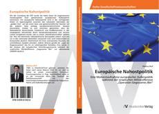 Buchcover von Europäische Nahostpolitik