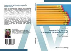 Обложка Developing Writing Strategies for Professionals