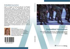 Capa do livro de Embedded Journalism