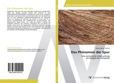 Bookcover of Das Phänomen der Spur