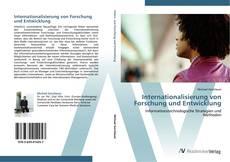 Buchcover von Internationalisierung von Forschung und Entwicklung