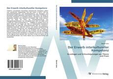 Capa do livro de Der Erwerb interkultureller Kompetenz