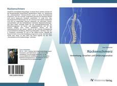 Обложка Rückenschmerz