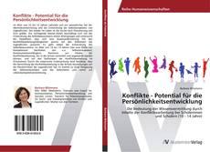 Buchcover von Konflikte - Potential für die Persönlichkeitsentwicklung