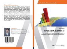 Buchcover von Financial Governance