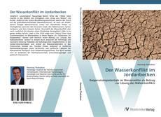 Buchcover von Der Wasserkonflikt im Jordanbecken