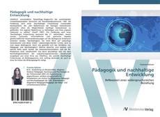 Capa do livro de Pädagogik und nachhaltige Entwicklung