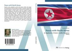Bookcover of Peace with North Korea