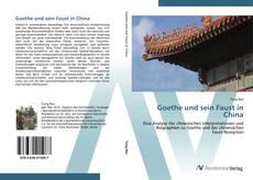 Buchcover von Goethe und sein Faust in China