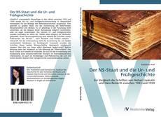 Der NS-Staat und die Ur- und Frühgeschichte的封面