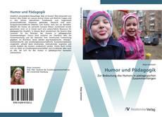 Bookcover of Humor und Pädagogik