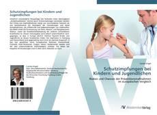 Обложка Schutzimpfungen bei Kindern und Jugendlichen