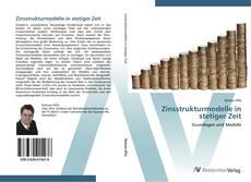 Buchcover von Zinsstrukturmodelle in stetiger Zeit