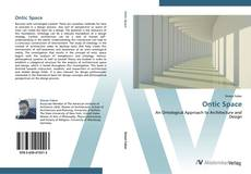 Bookcover of Ontic Space