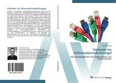 Buchcover von Verloren im Informationsdschungel