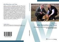 Buchcover von Alte Menschen und Tiere