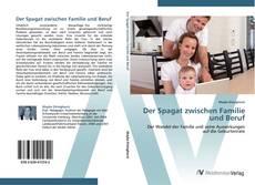 Обложка Der Spagat zwischen Familie und Beruf