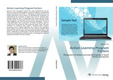 Action Learning Program Factors kitap kapağı
