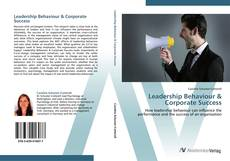 Bookcover of Leadership Behaviour & Corporate Success