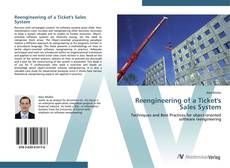 Portada del libro de Reengineering of a Ticket's Sales System