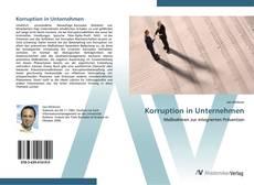 Bookcover of Korruption in Unternehmen